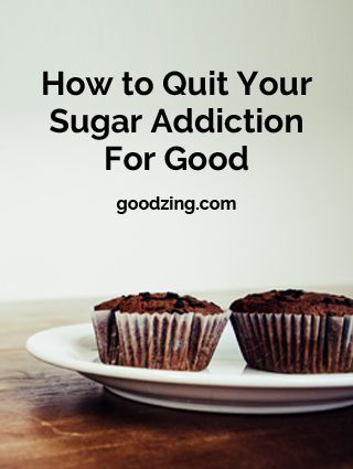 Looking to go on a sugar-free diet? Here's how to quit your sugar addiction the right way.