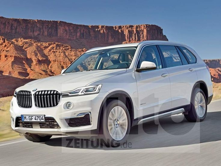 The 2018 BMW X7 shows a boxy, yet luxurious design - http://www.bmwblog.com/2016/08/03/the-2018-bmw-x7-shows-a-boxy-yet-luxurious-design/