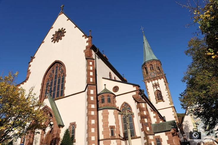 Pfarrkirche St. Blasius Glottertal