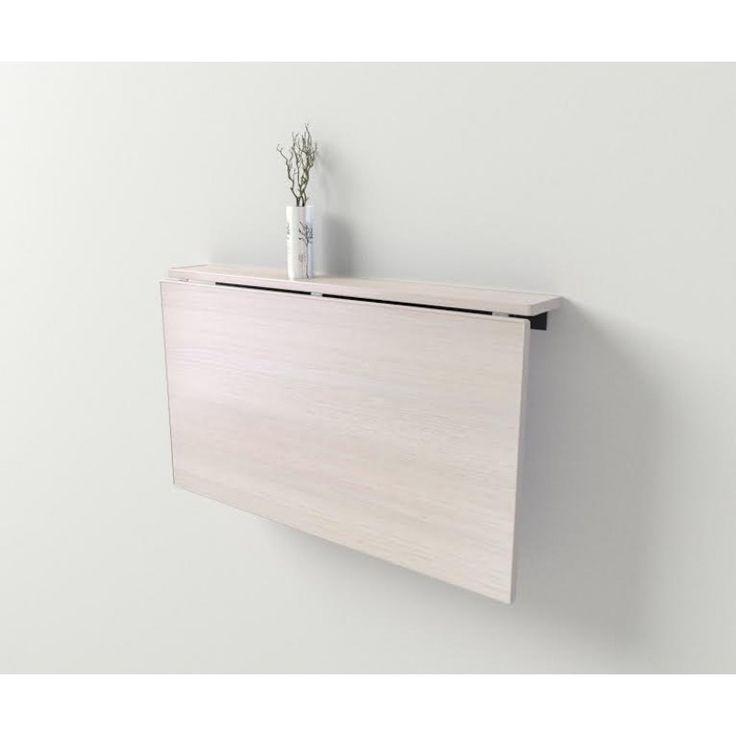 Журнальный-обеденный стол-трансформер Настенный дуб сонома. Купить стол-трансформер настенный дуб сонома, выгодная цена, характеристики, фото / интернет-магазин мебели Планиметрия