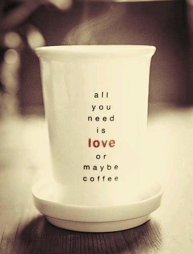 love or coffe !!!
