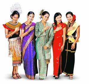 Traditional Clothes of Malaysia