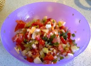 Summer Salad! #Greek Salad #Χωριατικη