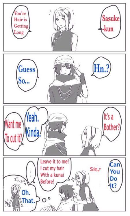 Sasuke's Treasure