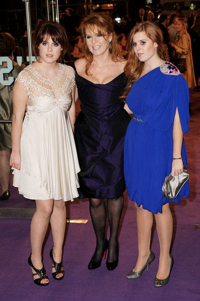 Sarah Ferguson Photos - (UK TABLOID NEWSPAPERS OUT) L-R Princess Eugene, Sarah Ferguson Duchess of York and Princess Beatrice attend the World premiere of The Young Victoria held at The Odeon, Leicester Square on March 3, 2009 in London, England. (Photo by Dave Hogan/Getty Images) * Local Caption * Princess Eugene;Sarah Ferguson;Princess Beatrice - UK Film Premiere: The Young Victoria - Inside Arrivals