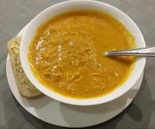 Recipe Mulligatawny Soup (Curried Chicken and Rice Soup) by Carola Cocacola - Recipe of category Soups