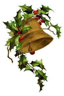 Vintage Christmas Bell