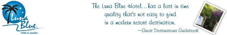 Luna Blue Hotel -Playa del Carmen, Mexico