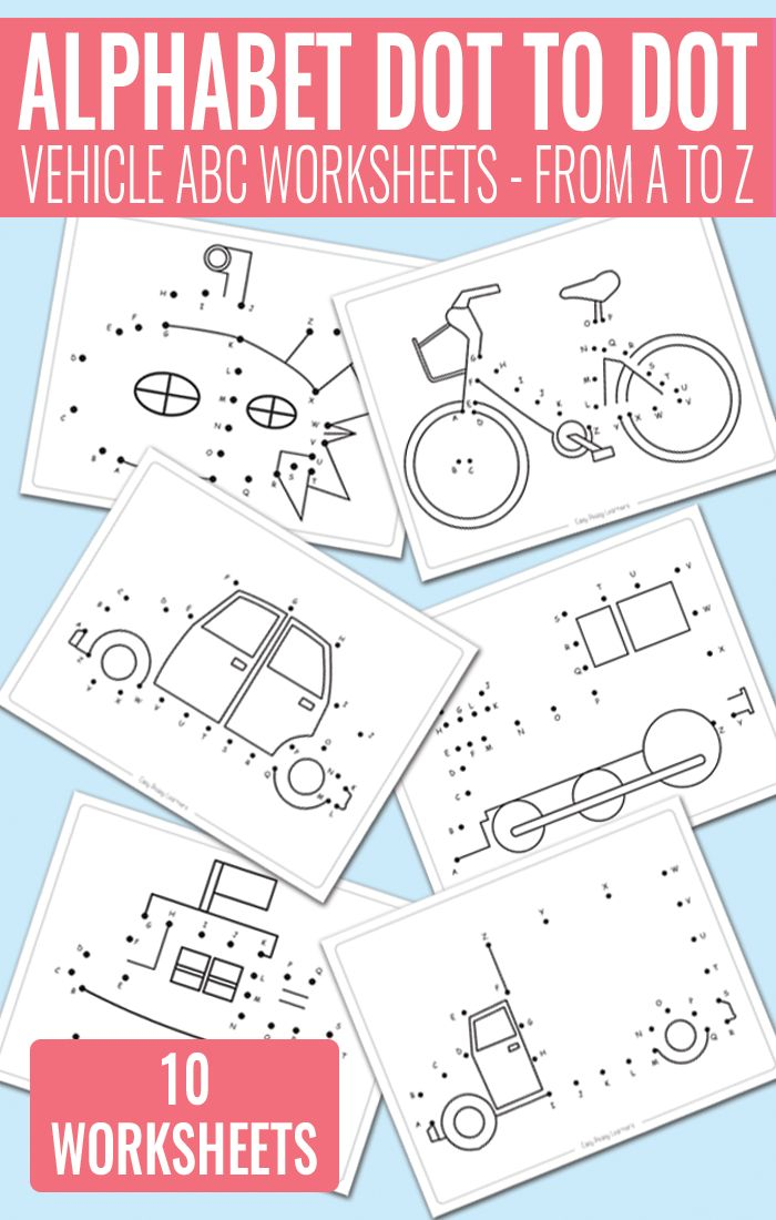 Dot Alphabet Worksheets : Best images about math on pinterest cut and paste