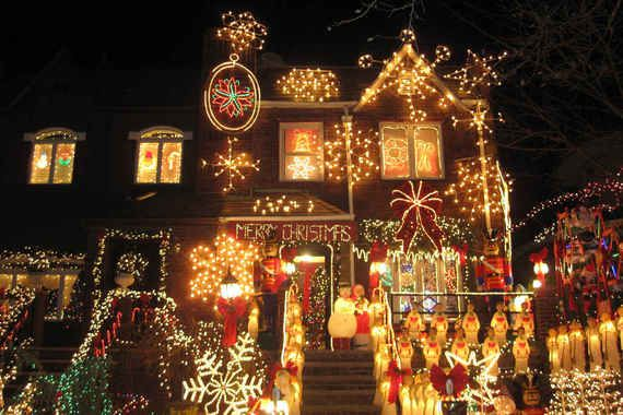 Americas Best Streets for Christmas Lights | Thrillist--Brooklyn, NY