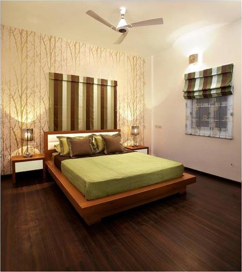 Guest bedroom, Villa, Electronic City  -SAVIO and RUPA Interior Concepts Bangalore   professional villa interior designers at Bangalore   Modern Interior Designers   Residential Interior Designs
