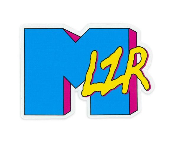 Logo Sticker | Major Lazer
