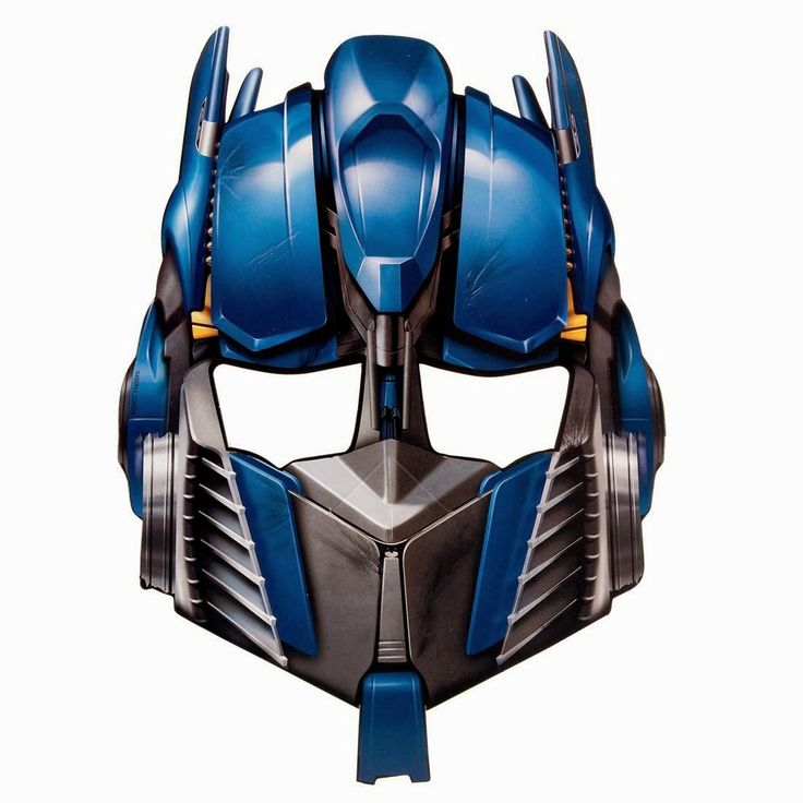 Transformers Free Printable Masks.