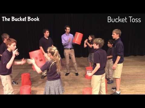 Bucket Toss - YouTube