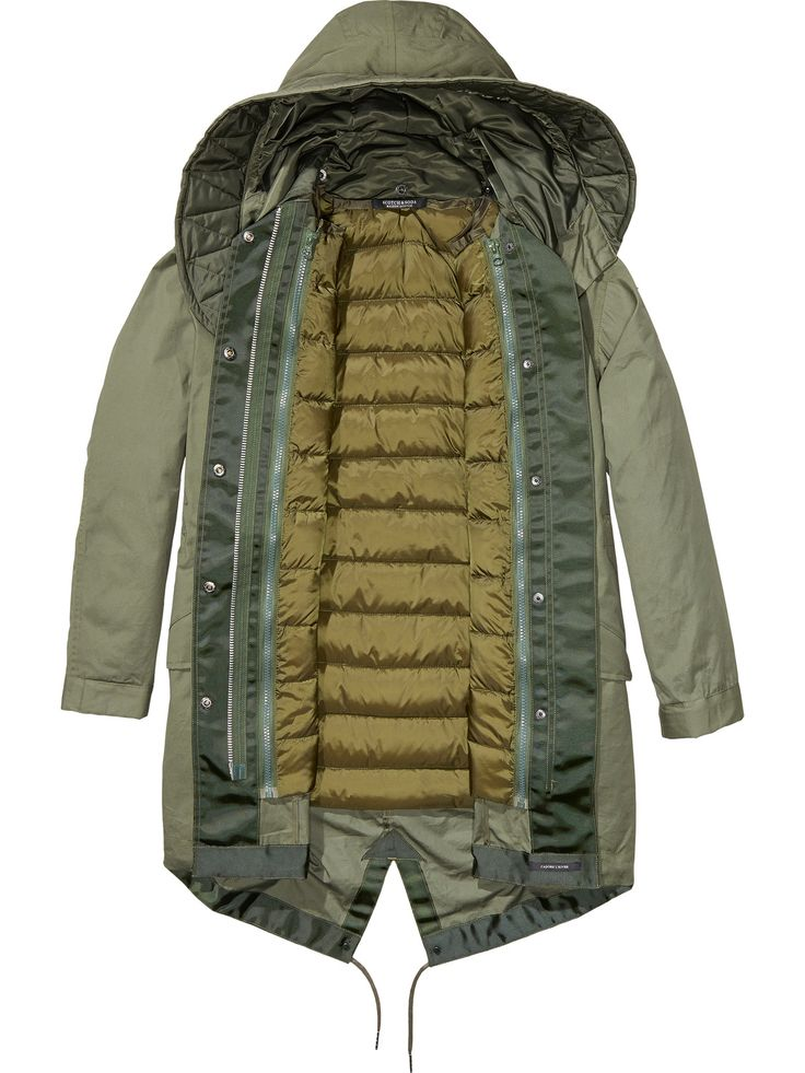 Flared Parka #parkaoutfit