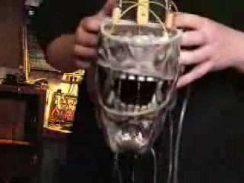 Alien Mouth Animatronic