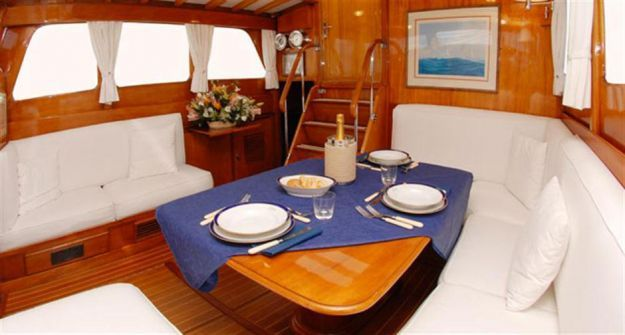 If you would like to buy a yacht GITANA IV — SANGERMANI or would like help answering any questions concerning purchasing, selling or chartering a yacht, please call +1 954 274-4435