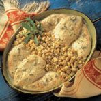 Campbell's Chicken and Stuffing Casserole Recipe