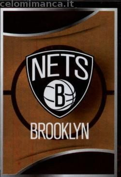 NBA Sticker Collection 2015-16: Fronte Figurina n. 22 Team Logo