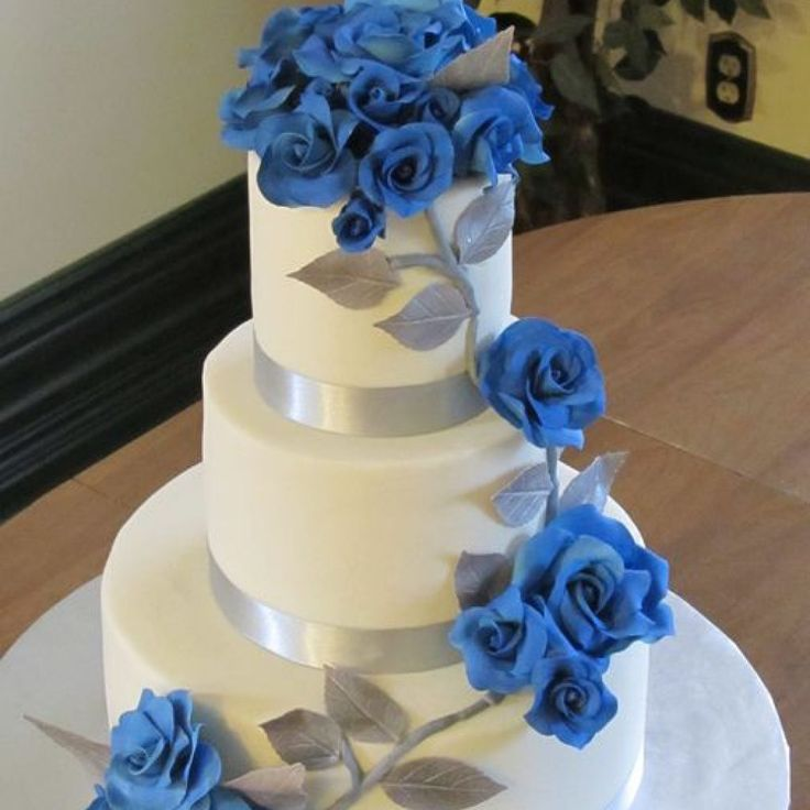Wedding Cake Designs For Beginners : elegant and simple wedding ideas, Simple Elegant Cake ...