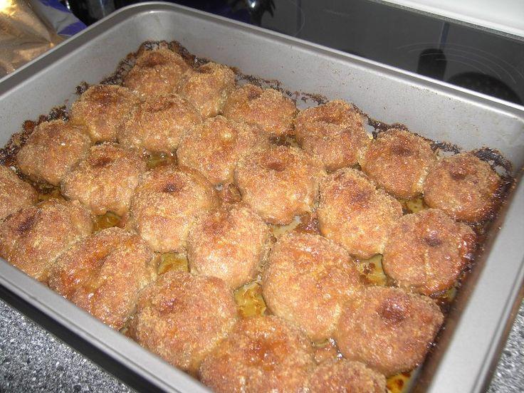 Kotleciki mielone pieczone w piekarniku