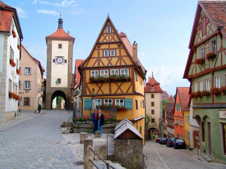 38 best alemania pjr international travel images on - Rothenburg ob der tauber alemania ...
