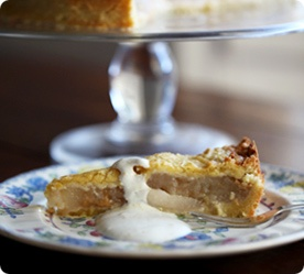 My Apple Breton Cake is a classic, more like a pie than a cake. For a modern twist try adding feijoas if you have them to hand. www.annabel-langbein.com