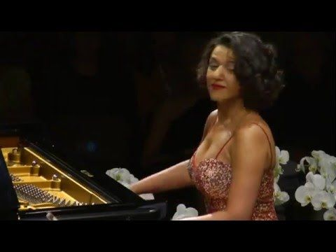Khatia Buniatishvili - Liszt Piano Concerto No. 2 in A major, S. 125
