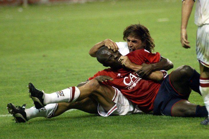 Los 31 jugadores más sucios en la historia del fútbol: ¡póngase las canilleras! | Información General Fútbol | Golcaracol.com