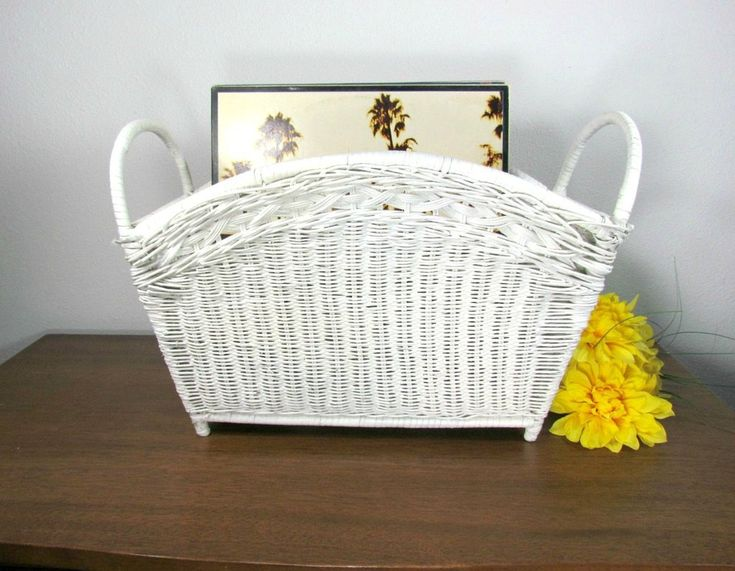 Best 25 White Wicker Ideas On Pinterest White Wicker Furniture Beach Style Baskets And