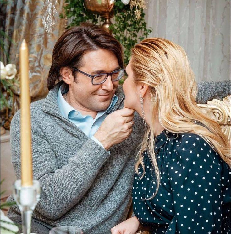 39-летняя жена телеведущего Андрея Малахова, Наталья ...