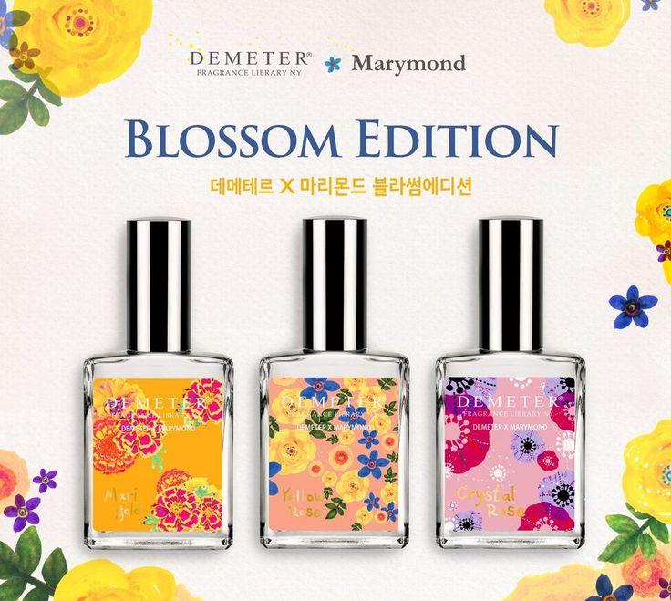 Demeter x Marymond Blossom Editon Eau De Toilette 30ml #Demeter