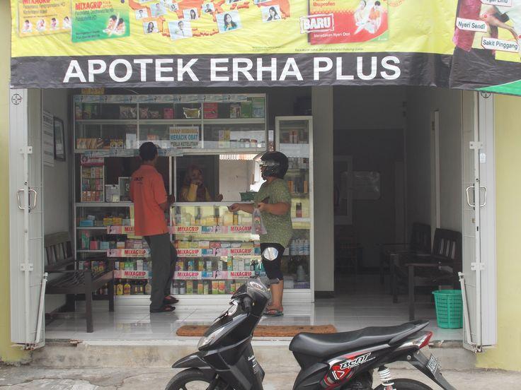 Apotek Erha Plus di Klinik Cordova