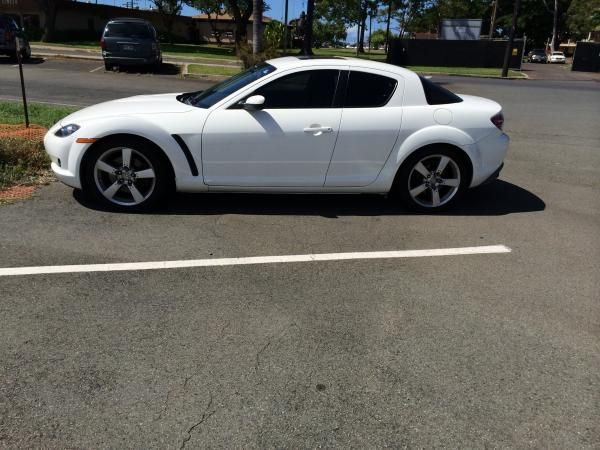 2005 MAZDA RX8 for sale near Hickam AFB, Hawaii                  MilClick.com - Military Lemon Lot - Buy or sell used cars, motorcycles, jeeps, RV campers, ATV, trucks, boats or any other military vehicle online.  100% FREE TO LIST YOUR VEHICLE!!!