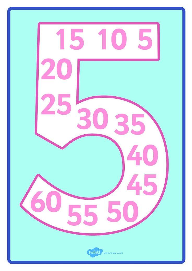 LA-TABLA-DEL-5.jpg (1131×1600)