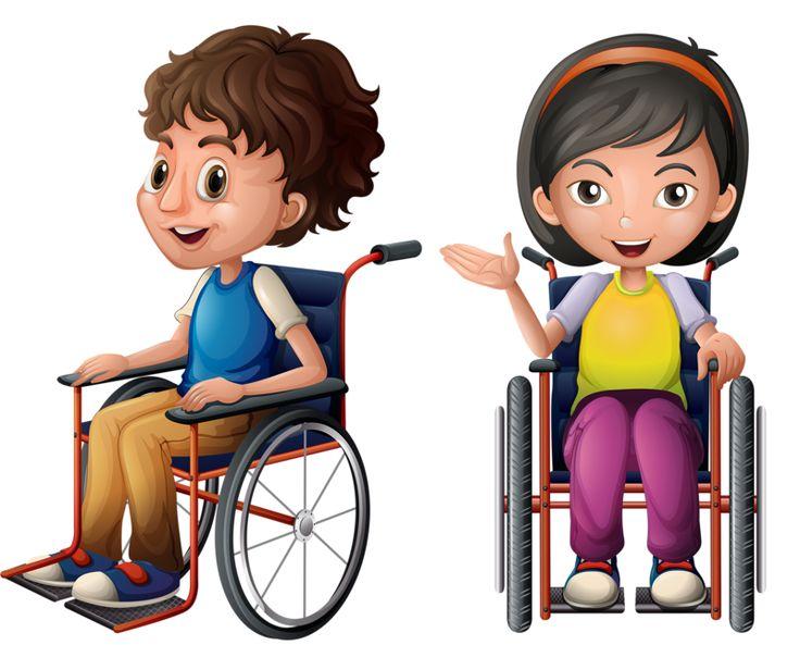 Картинки дети инвалиды рисунки, сенбернаром