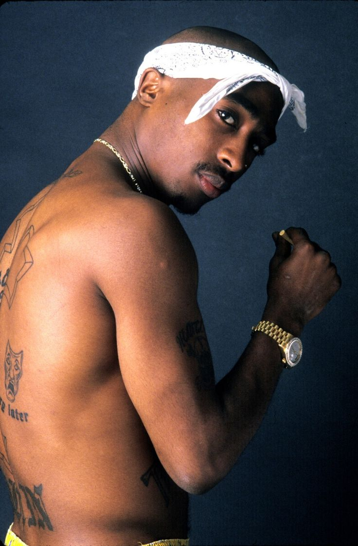 Tupac Shakur / 2Pac 8 x 10 GLOSSY Photo Picture IMAGE #2