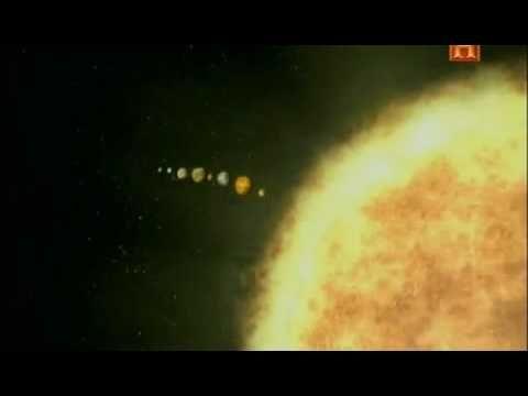 Origen del Universo (teoria del big bang)