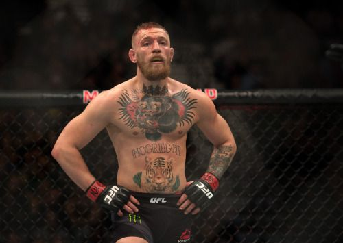 Conor McGregor alludes to retiring 'young' in... #ConorMcGregor: Conor McGregor alludes to retiring 'young' in cryptic… #ConorMcGregor