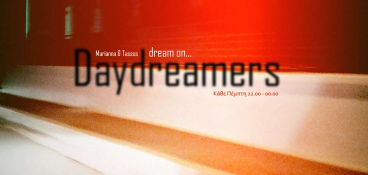 "Banner for the radio show ""DayDreamers"""