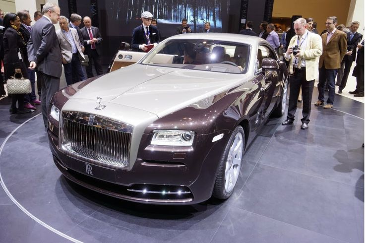 Autoplaza.com.mx: Rolls-Royce Wraith ¡Llega oficialmente a México!