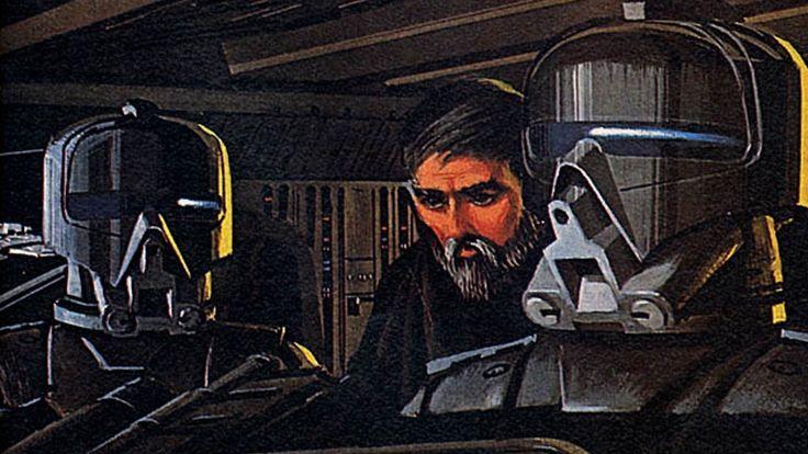 STAR WARS: ROGUE ONE - New Stormtrooper Type Helmets Revealed in Photo — GeekTyrant