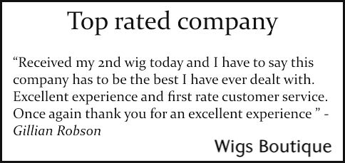 Amazing feedback for @cmccormack22 & the team! Do you want first class wig help? Contact our team today https://www.wigsboutique.co.uk/?utm_content=buffer1c8c1&utm_medium=social&utm_source=pinterest.com&utm_campaign=buffer #wig #wigs
