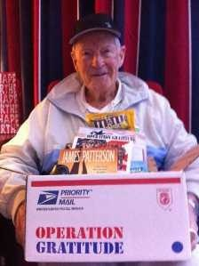 Operation Gratitude - Thank you care packages for Veterans