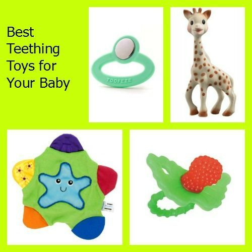 Best Teething #Toys for #baby