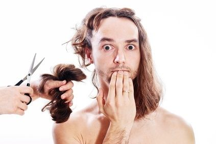 58. cut each others hair
