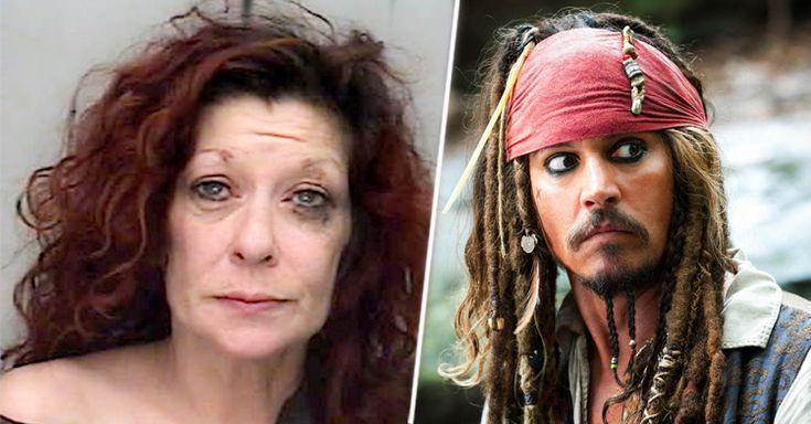 """Una mujer borracha se roba un ferry con pasajeros a bordo y lo estrella contra otros barcos mientras grita """"¡soy Jack Sparrow!"""" y """"¡soy un pirata!"""""""