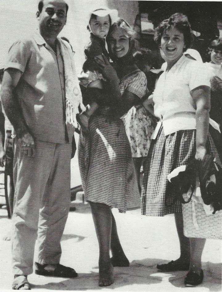 Aliki and Veggos family