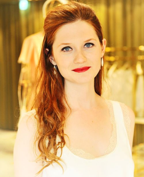 Bonnie Wright | via Facebook