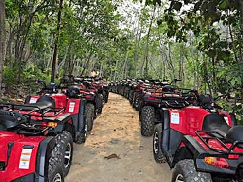 ATV in Roatan